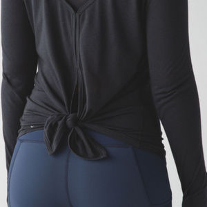 Lululemon Zen Bender Long Sleeve